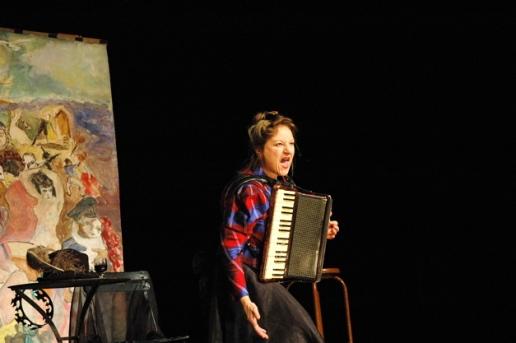 Clemence Massart : La Vieille au Bois Dormant